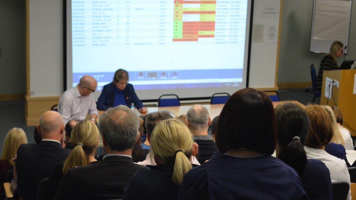 Hospital in North-East England acquires AI  tools to 'ease pressure on frontline staff'