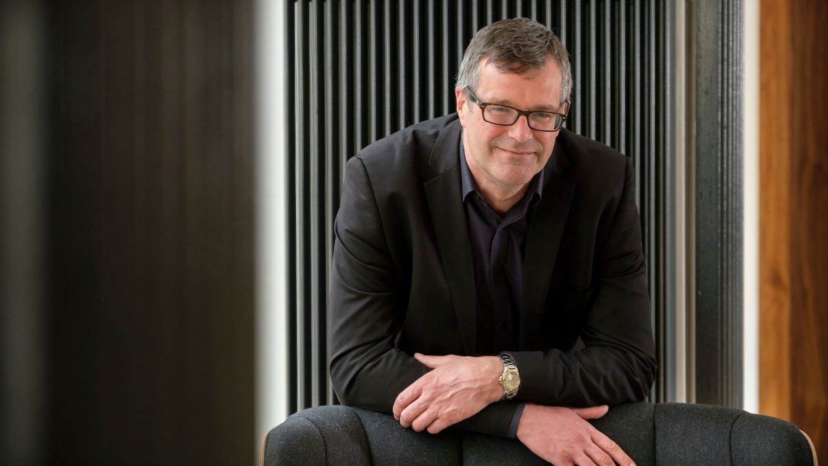 Angel investor unveiled as new Chair of Scottish Business Resilience Centre