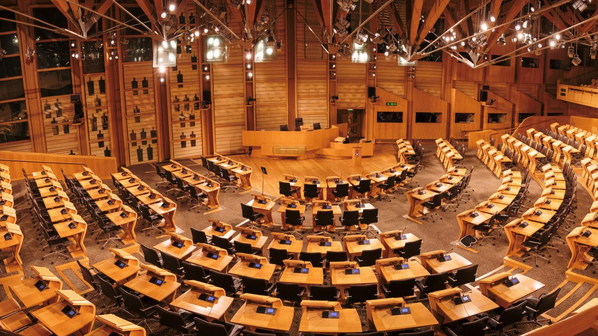 Video meetings at parliament look set to become permanent feature of political life