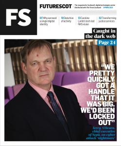 futurescot magazine front cover