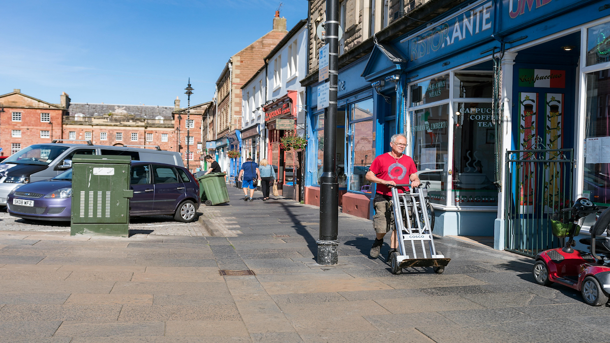 Virtual Scottish high street group to challenge dominance of online retailers