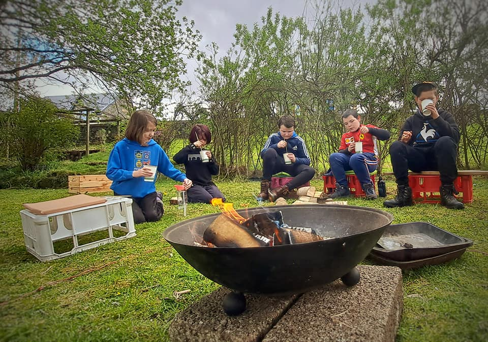 Scouts partner with Argyll and Bute Council after Covid tech transformation