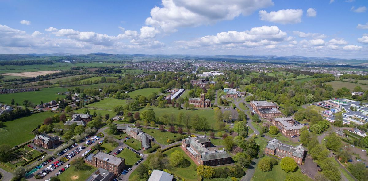 Business and academic campus in Dumfries to host Scotland's first 5G rural connectivity hub