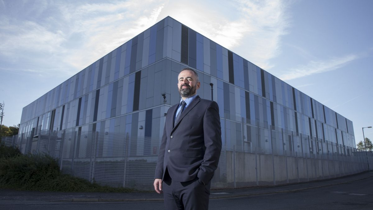 Scottish data giant acquires Lanarkshire centre with £45m investment