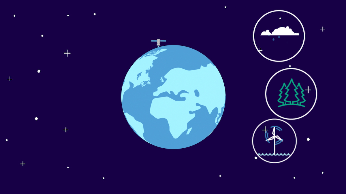 Animated video showcases Edinburgh's space tech credentials