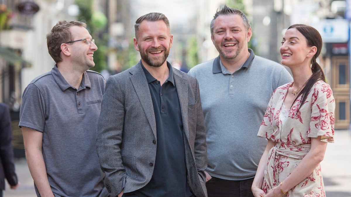 Embarking on the CivTech programme helped one tech company grow fivefold in just 12 months