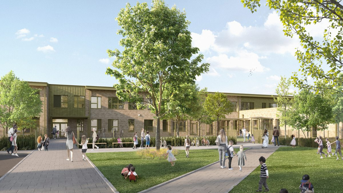 Scotland's 'first' eco-friendly Passivhaus primary school to be built