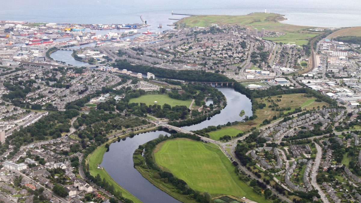 100 Aberdeen homes to receive 'green energy' in £5.2m project