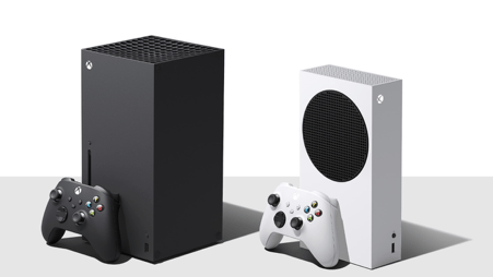 Global release of next generation games consoles