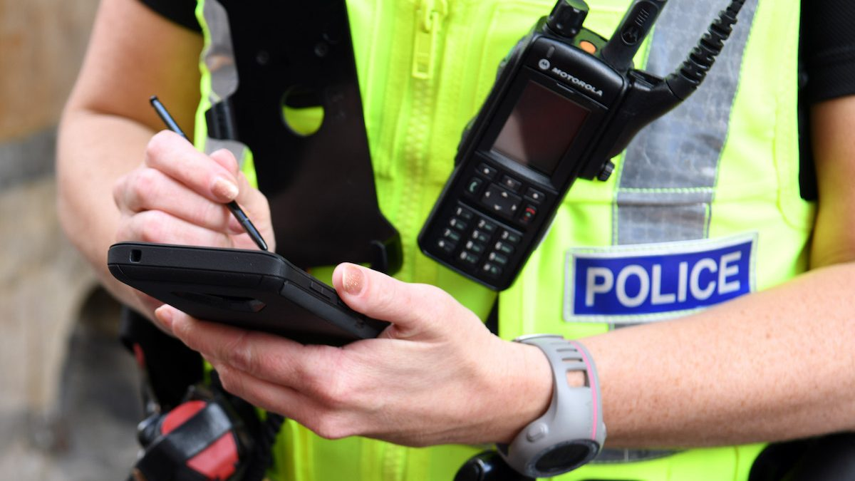 Holyrood call for public response on emerging technologies in policing