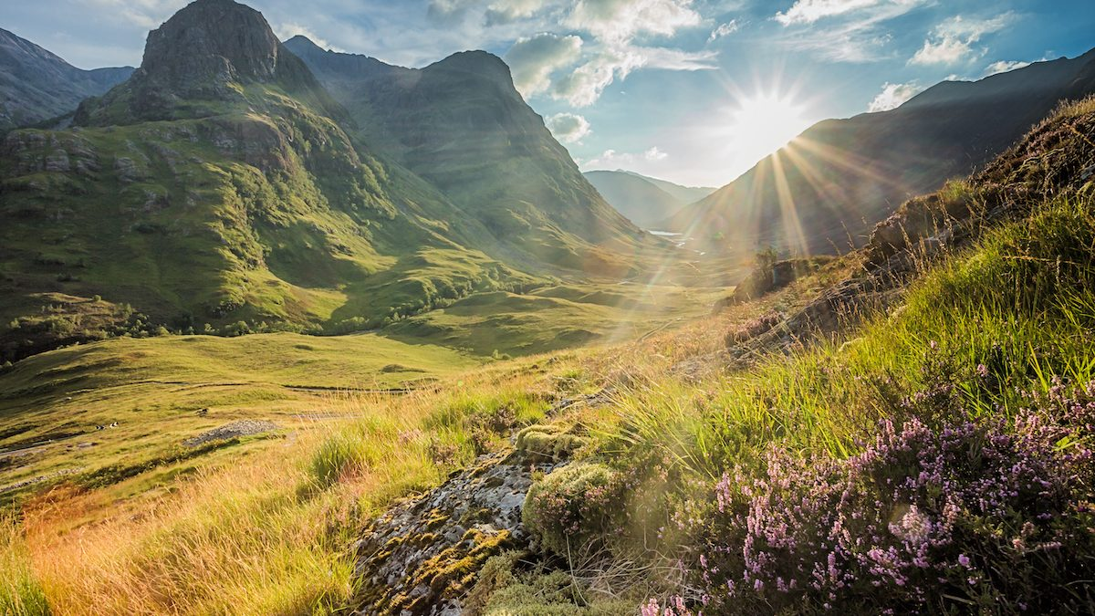 Scotland's nature agency's £1.25m artificial intelligence project to better connect people to beauty spots