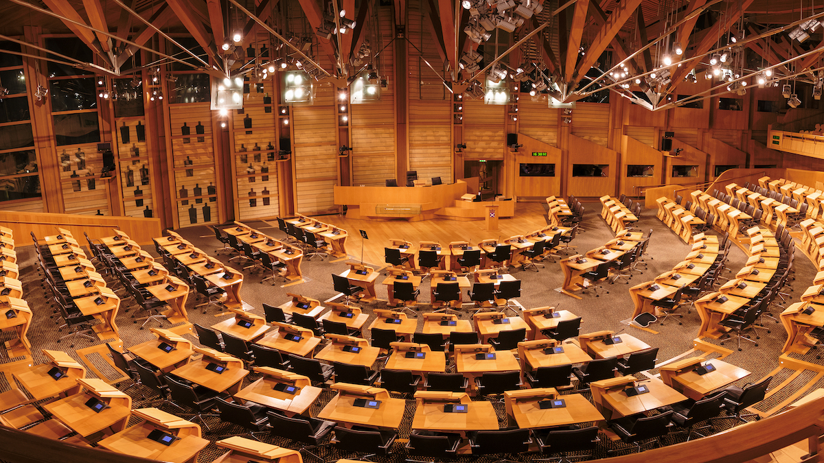 Scottish parliamentary candidates urged to sign up to 'democratise data' pledge