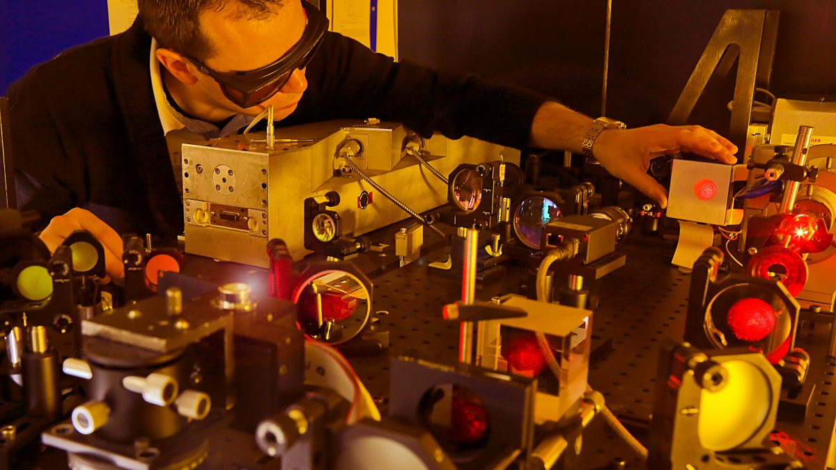 Six-figure investment in 3D laser beams could 'transform' Scottish manufacturing