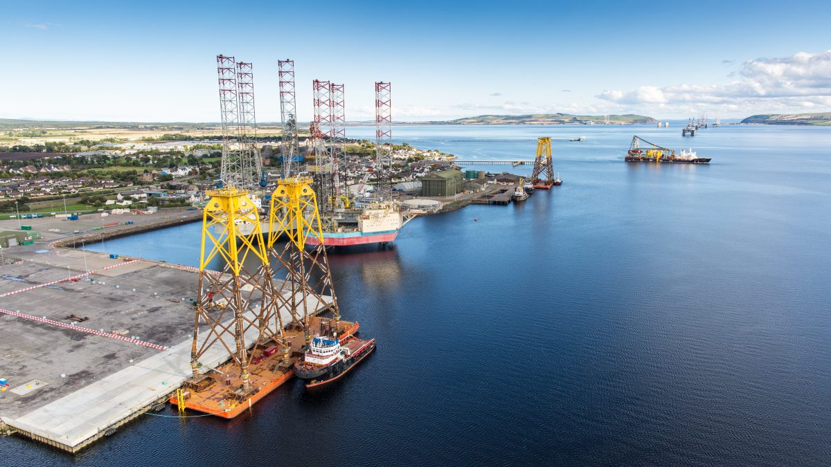 Cromarty Firth 'freeport' scheme could boost renewable tech innovation