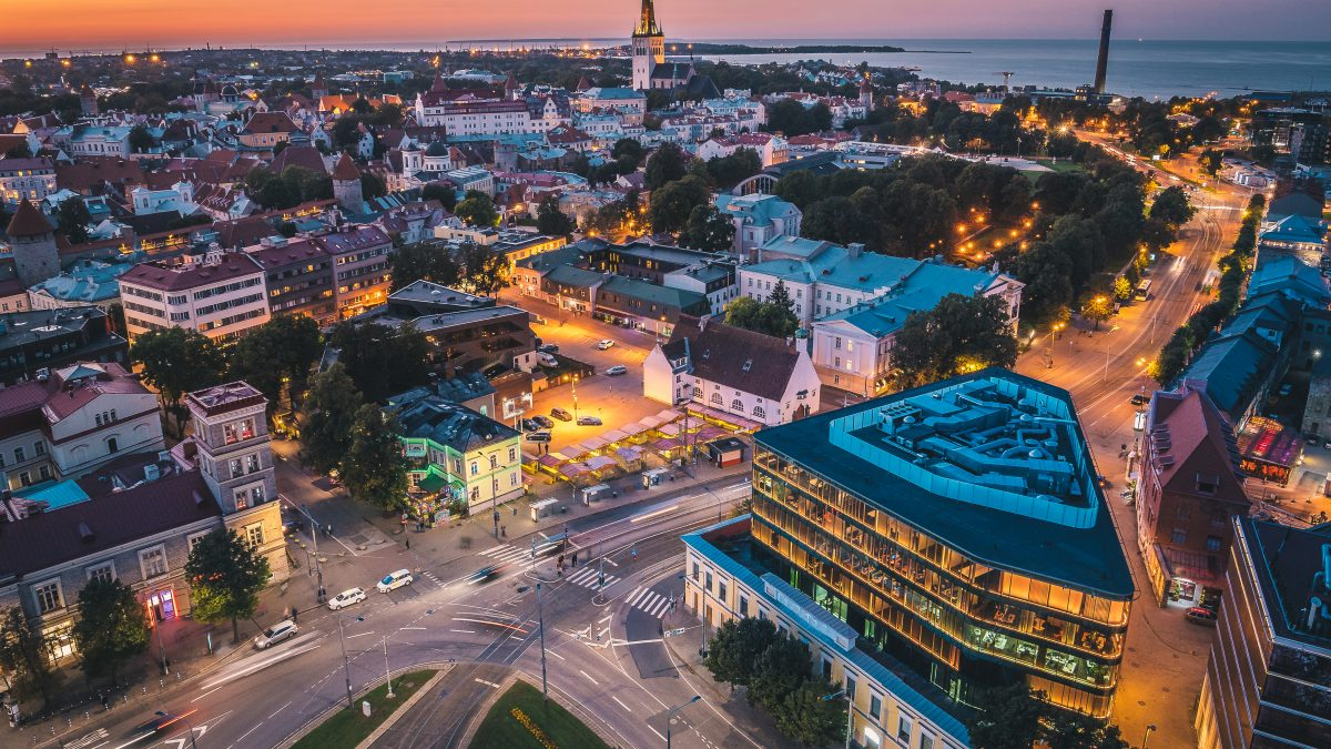 How the tech-savvy Estonians delivered education during Covid