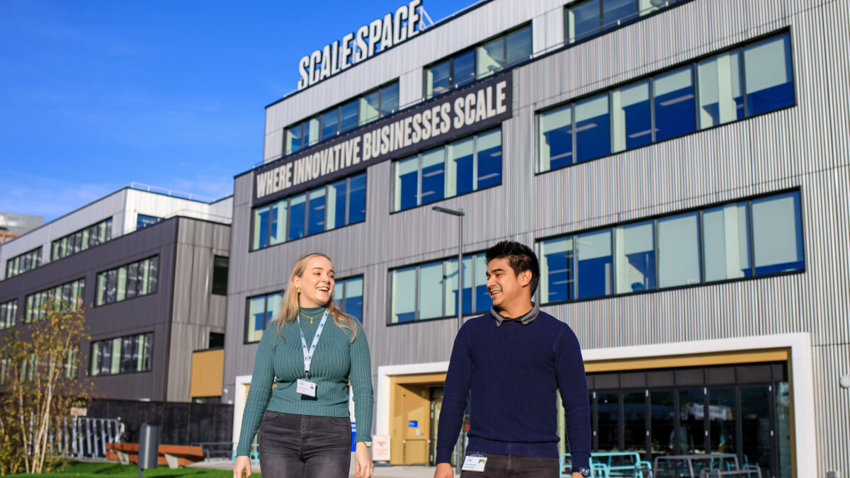 Edinburgh AI scale-up programme opens its doors to global applicants