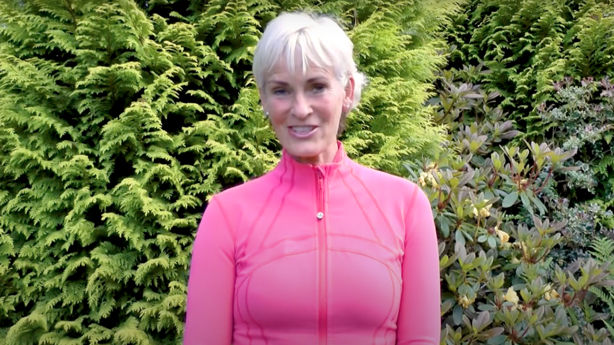 Judy Murray serves up 'tennis at home' web series for pupils