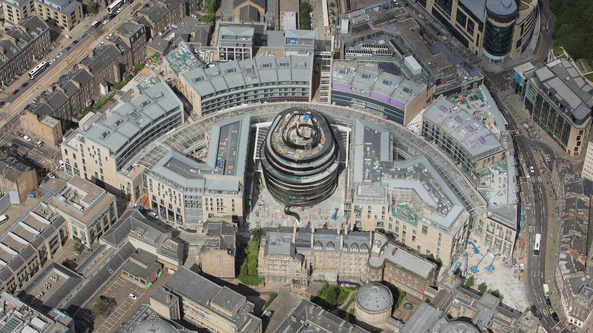 Commsworld to provide 'ultra-fast' connectivity to Edinburgh's £1bn St James Quarter