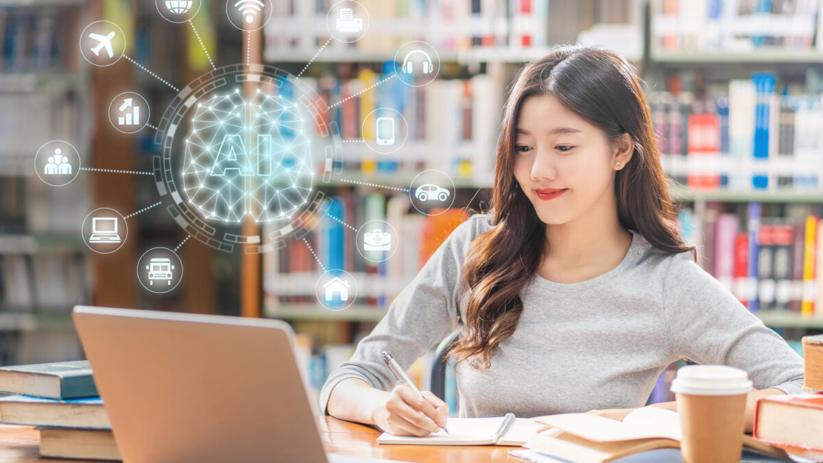 AI course offers scholarships for women and ethnic minorities