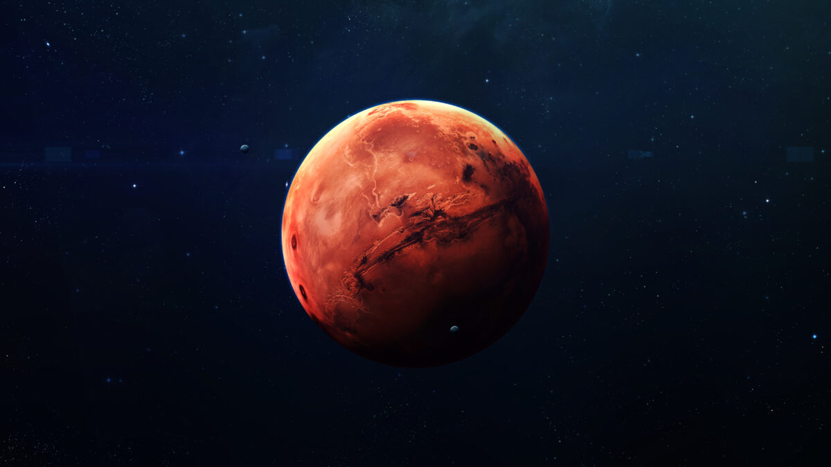 Mars experts launch Scotland's first postgraduate degree in planetary sciences