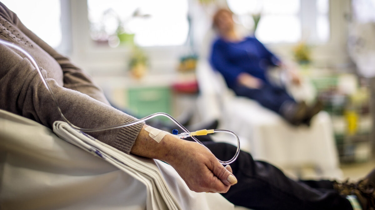 Digital symptom tracker improves quality of life for chemotherapy patients