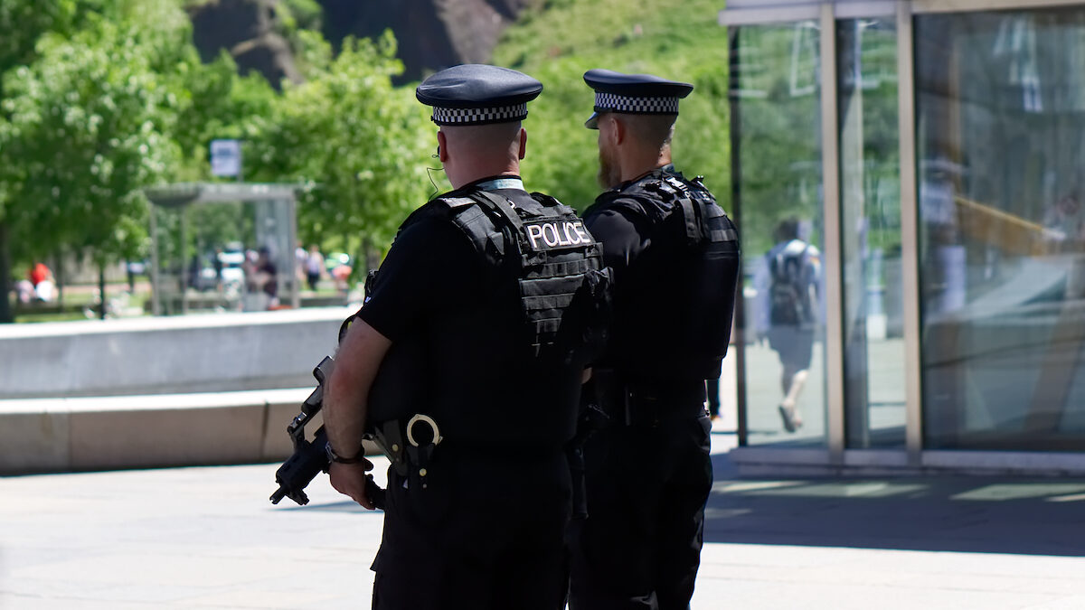 Is digital age in sight for Police Scotland?