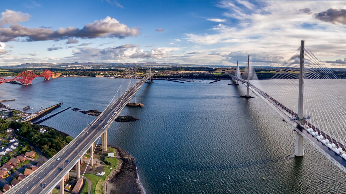 Bridge energy to be harvested in 'pioneering' project led by Scottish researchers