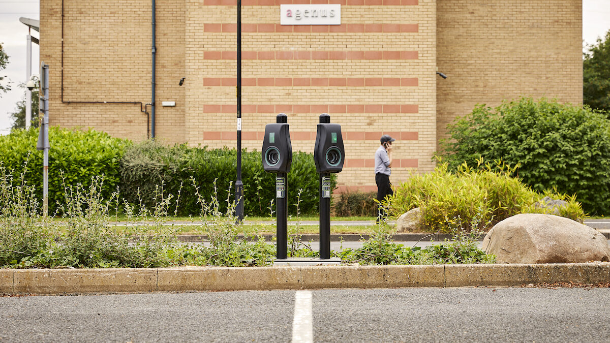 No driveway? No problem. Scotland to be testbed for kerbside electric vehicle charging points
