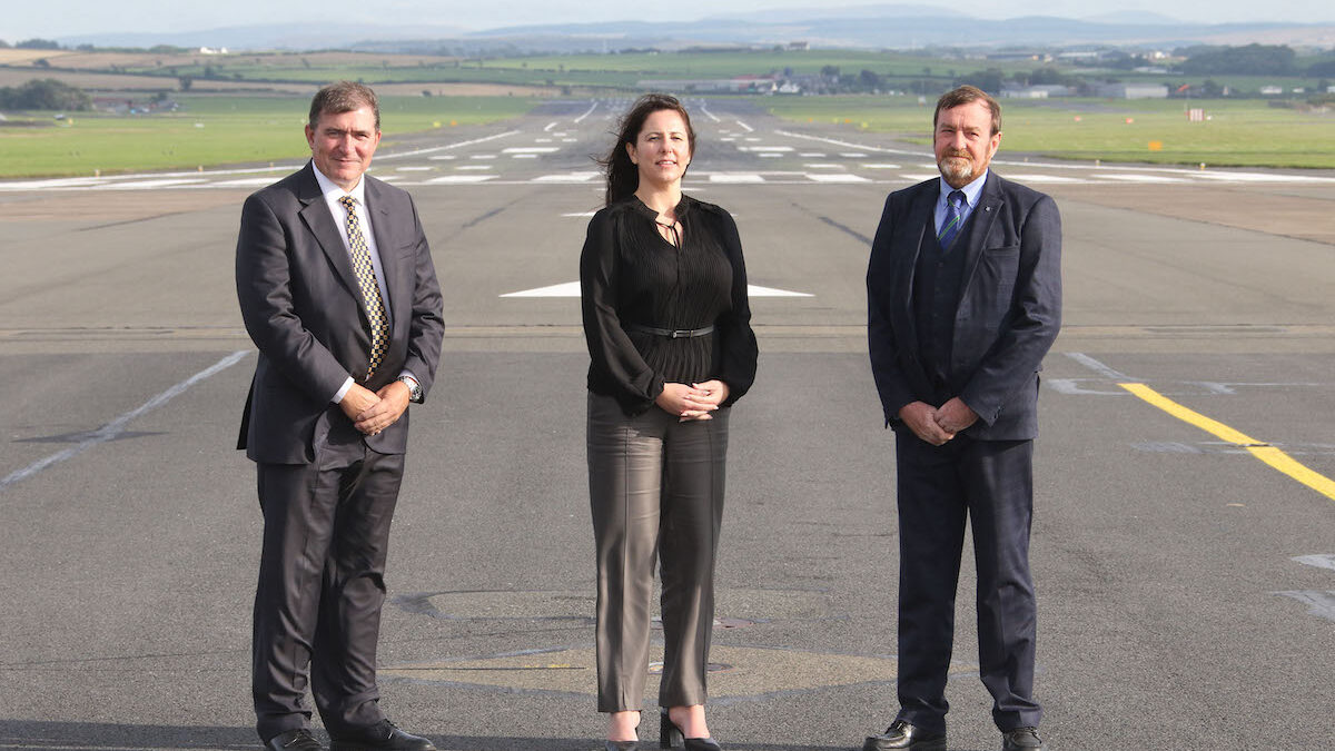 Prestwick Airport's 'spaceport' ambitions set for lift off