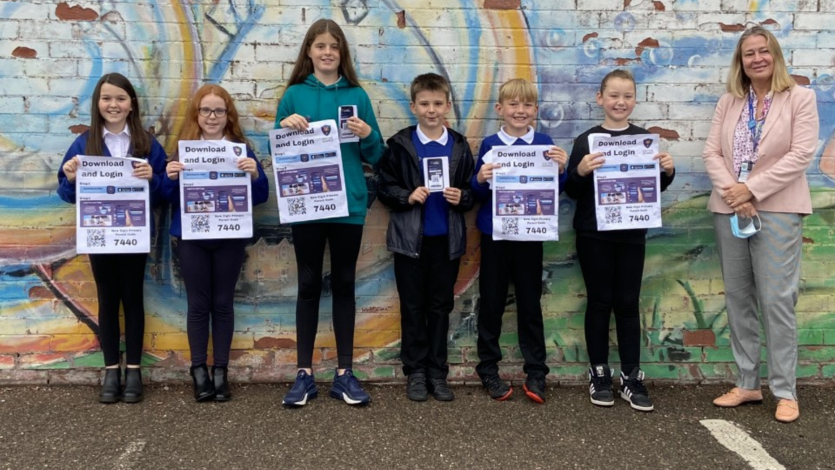 Online safety app launches in Moray schools