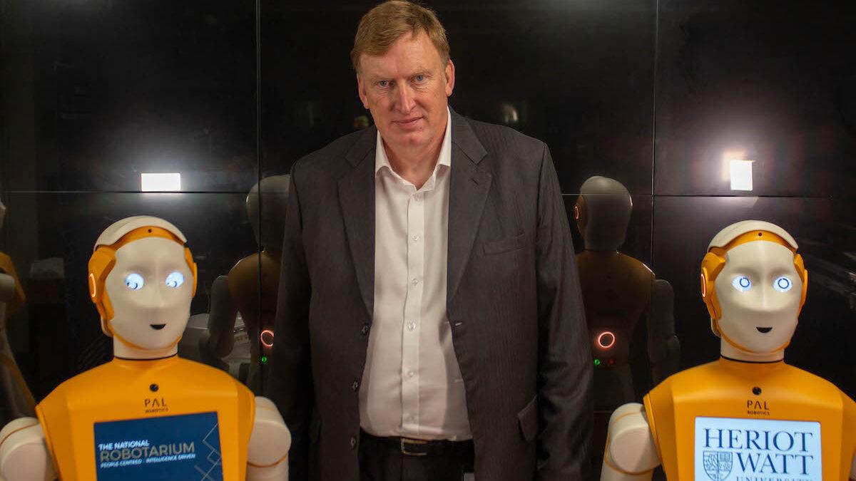 'Major milestone' as Scotland's robotics centre appoints first CEO