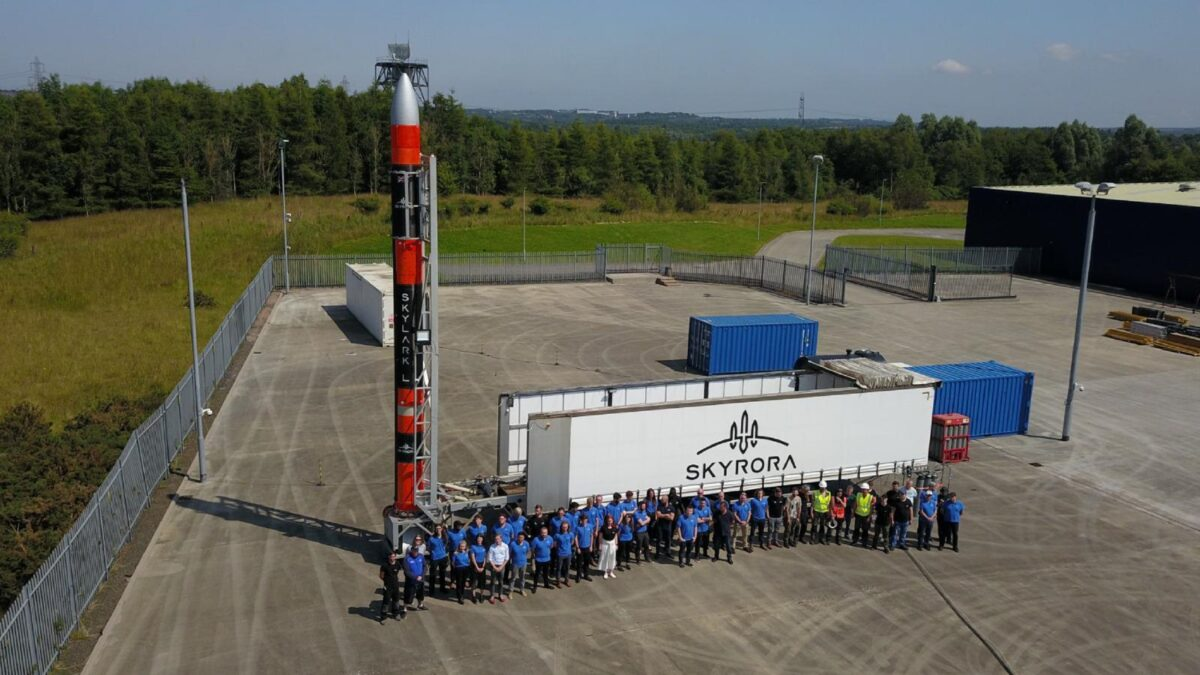 Government plan will make UK a space superpower, says Scottish rocket boss